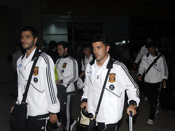 Чемпионы Европы прибыли в Баку!!!!