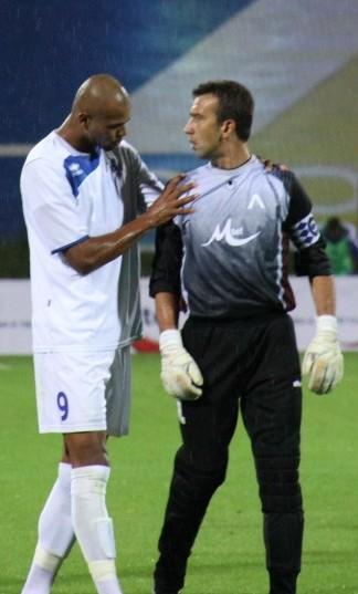 Фоторепортаж с ответного четвертьфинального матча кубка азербайджана по футболу между интером и бакы (2