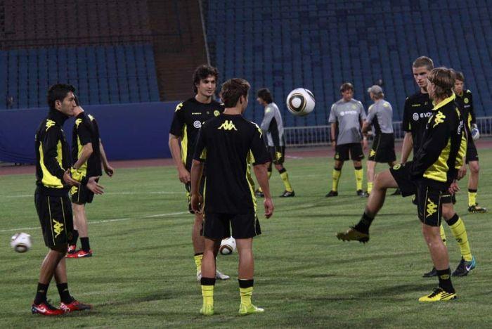 Боруссия карабах футбол