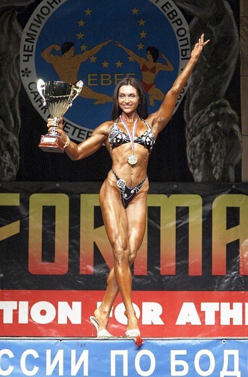 Ирина молокова фитнес фото