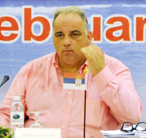 Лалович: Мельдоний обнаружен в допинг-пробах борцов семи стран