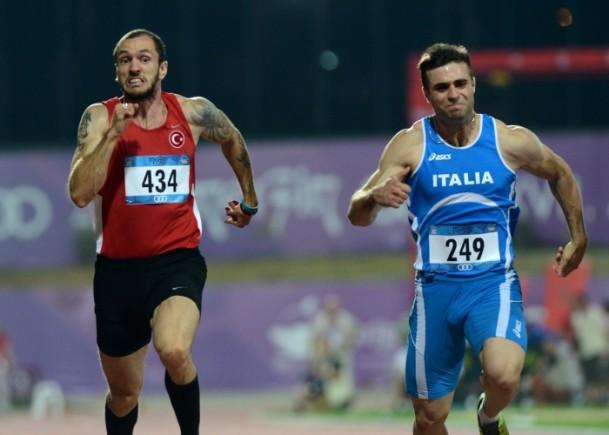 Azərbaycanlı atlet Türkiyəyə qızıl medal qazandırdı