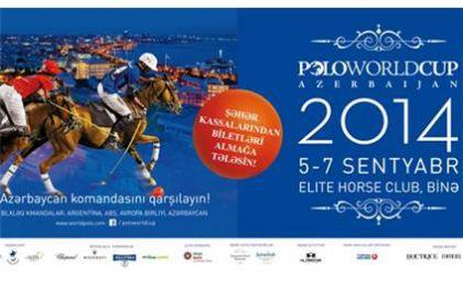 Bakıda polo üzrə dünya kuboku keçiriləcək
