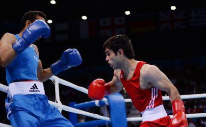 Bakı-2015: Daha 2 boksçumuz qızıl medal qazandı