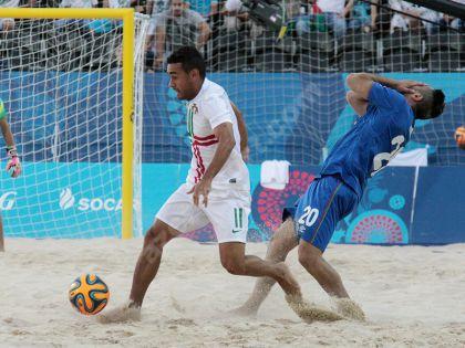 Bakı-2015: Çimərlik futbolu üzrə millimiz Portuqaliyaya uduzdu