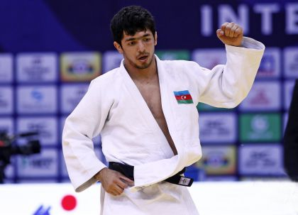 Cüdoçumuz Samsun qran-prisində bürünc medal qazandı