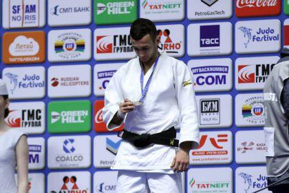 Cüdoçumuz Avropa çempionatında gümüş medal qazandı
