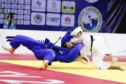 Cüdoçularımız Qazaxıstanda 3 medal qazandı