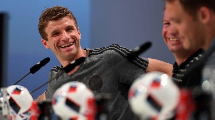 Немецкий футбол конференции