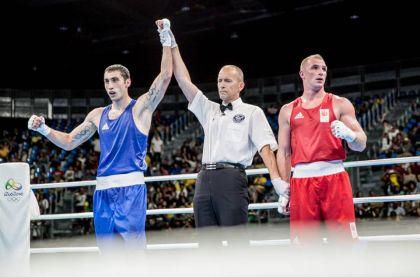 Азербайджанский боксер Лоренцо Сотомайор обеспечил себе медаль Олимпиады