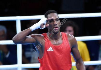 Рио-2016: Азербайджанский боксер вполуфинале встретится сармянином, выступающим заГерманию