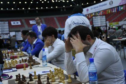 Встолице Азербайджана дан старт первому туру Шахматной олимпиады