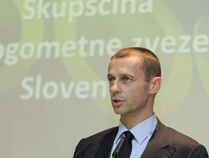 Испанец Вильяр снял свою кандидатуру cвыборов президента УЕФА