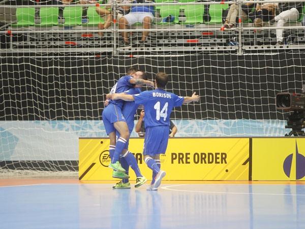 Испания обыграла Азербайджан и иные матчиЧМ