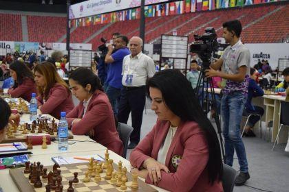 Мужская сборная пошахматам завоевала бронзу наОлимпиаде вАзербайджанской столице