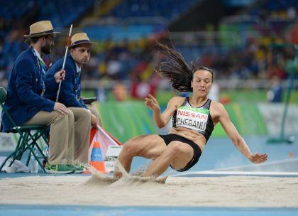 Азербайджанская бегунья Елена Чебану завоевала вторую медаль наПаралимпиаде