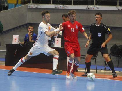 Азербайджан проиграл Испании изанимает второе местоЧМ
