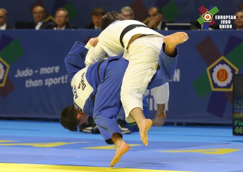 Воспитанник казанской спортшколы «Батыр» стал бронзовым призером главенства Европы подзюдо