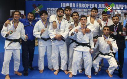 Воспитанник казанской спортшколы завоевал медаль главенства Европы подзюдо среди юниоров