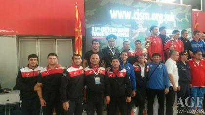 «Греко-римлянин» изКБР стал чемпионом мира