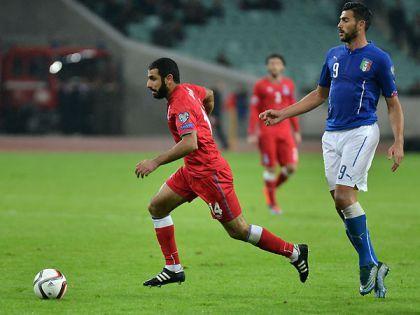 Сборная Азербайджана одержала еще одну победу вотборочном цикле