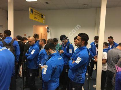 Сборная Азербайджана сыграла вничью вЧехии