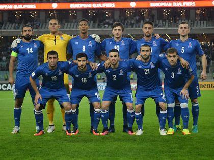 Чехия - Азербайджан 11.10.16