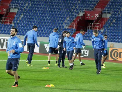 Сегодня сборная Азербайджана пофутболу сыграет сЧехией