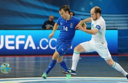 Львовская «Энергия» завершила выступления вфутзальном Кубке УЕФА