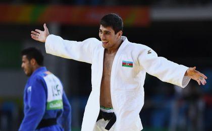 Азербайджанский дзюдоист завоевал золото натурнире «Большого шлема» вОАЭ