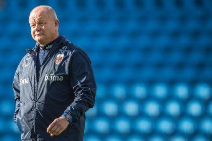 Хегмо подал вотставку споста основного тренера Норвегии