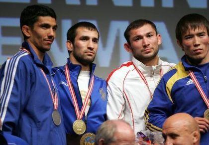 Министра спорта Северной Осетии Хасана Бароева лишили Олимпийской медали