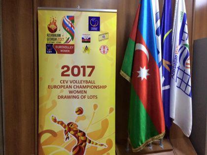 Грузия иАзербайджан примут заключительный этапЧЕ 2017 поволейболу среди женщин
