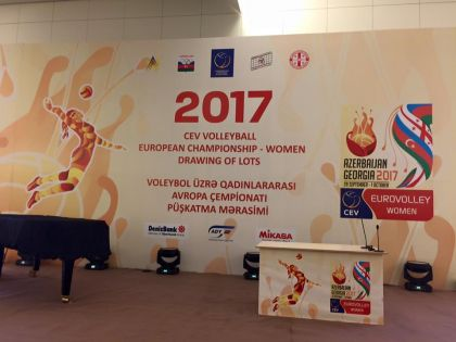 Русские волейболистки сыграют скомандами Украины, Турции иБолгарии наЧЕ