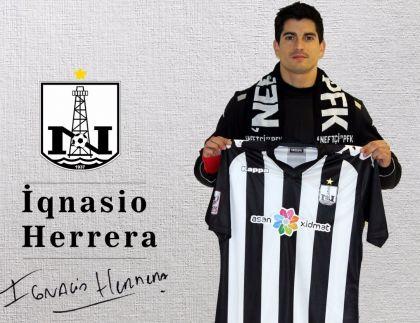 İqnasio Herrera komandaya qoşuldu