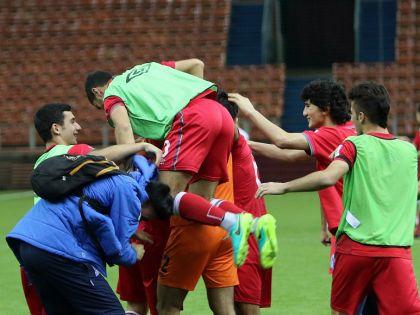 Сборная Российской Федерации одержала победу намемориале Гранаткина, обыграв команду Казахстана