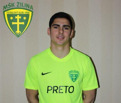 Футболист Шейдаев перешел из«Трабзонспора» в«Жилину» направах аренды