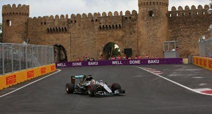 Квалификацию Гран-при Австралии «Формулы-1» одержал победу Хэмилтон