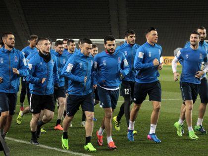 Азербайджан выбрал стадион для игр сСан-Марино иЧехией