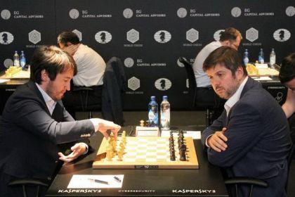 Гран-при ФИДЕ: Аронян сыграл вничью сГири