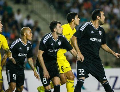 Азербайджанский «Карабах» пробился враунд плей-офф Лиги чемпионов