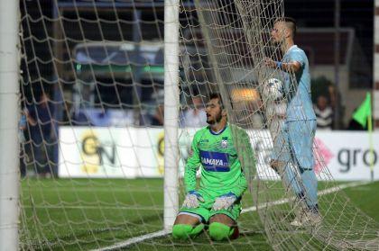 Лига чемпионов: «Карабах»— «Рома» 1:2
