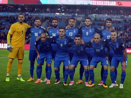 Чехия обыграла Азербайджан вматче отборочного турнираЧМ