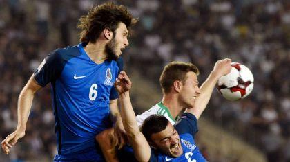 Сборная Чехии переиграла Азербайджан вматче отборочного цикла чемпионата мира