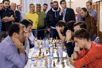 Национальная сборная пошахматам завершила выступление наЧемпионате Европы