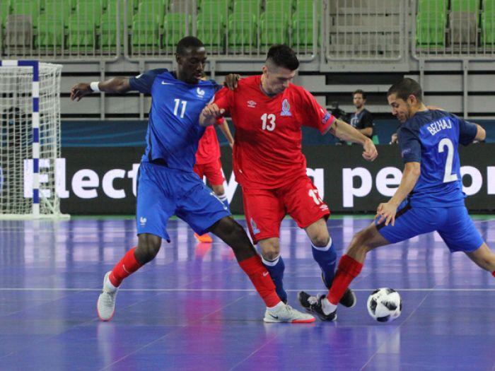 ЕВРО-2018: Азербайджан в ¼ финала сыграет сПортугалией