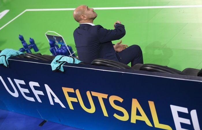 Сборная Португалии стала конкурентом Российской Федерации вполуфиналеЧЕ помини-футболу