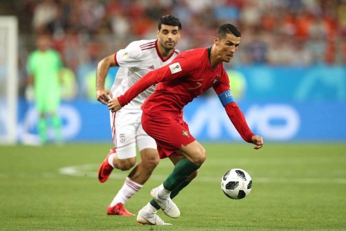 Сборная Уругвая забила два мяча вворота сборнойРФ вматчеЧМ