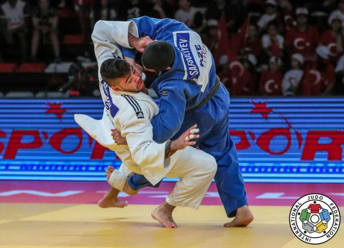 Тамерлан Башаев примет участие вкомандном чемпионате Европы