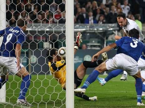 Германия обыграла Азербайджан, Чехия разгромила Сан-Марино